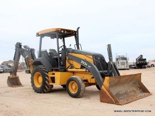 2012 John Deere 310k Backhoe - Loader Backhoe - Backhoe - Loader - Deere - Cat - 25 Pic photo