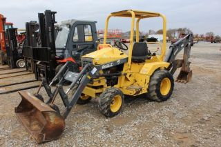 Terramite T7 Backhoe Coming In photo