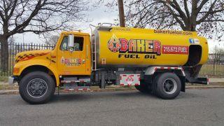 1996 International Fuel Truck / Heating Oil 4900 photo