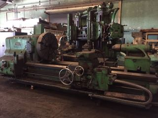 American Pacemaker Lathe 48
