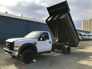 2008 Ford F450 photo
