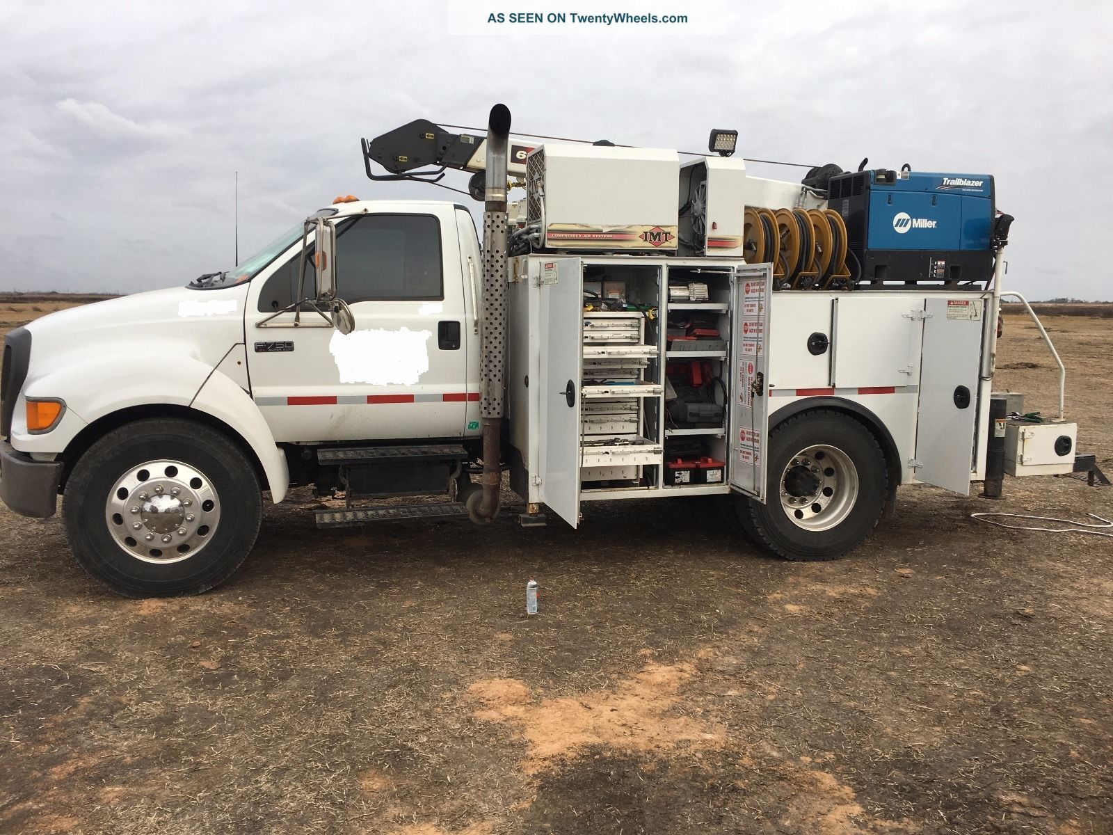 Ford F750 Specs >> 2005 Ford F750