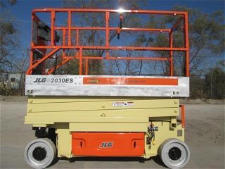 2007 Jlg 2030es Scissor Lift Manlift Boomlift Aerial Lift Platform Lift Jlg photo