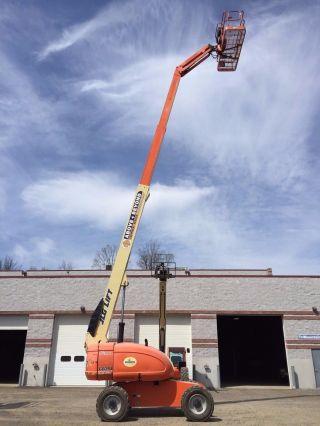 Jlg 660sj 66 ' Boom Lift photo