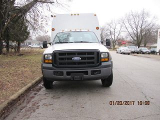 2007 Ford F450 photo