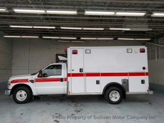 2008 Ford Duty F - 350 Drw Ambulance photo