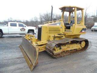 2007 Caterpillar D3 Lgp,  Open Rops 1 Owner Machine,  Excellent Cheap photo