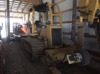 130 Delta Cable Plow photo