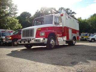 1995 Freightliner photo