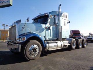 2009 International 9900i Heavy Hauler Truck photo