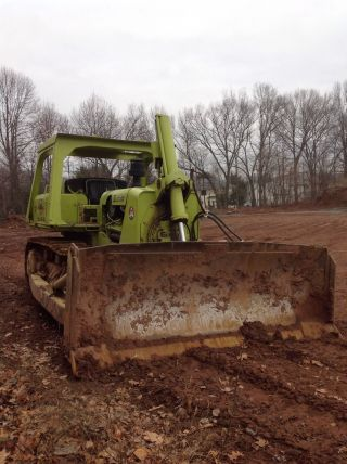 Terex 8240 Dat Dozer photo