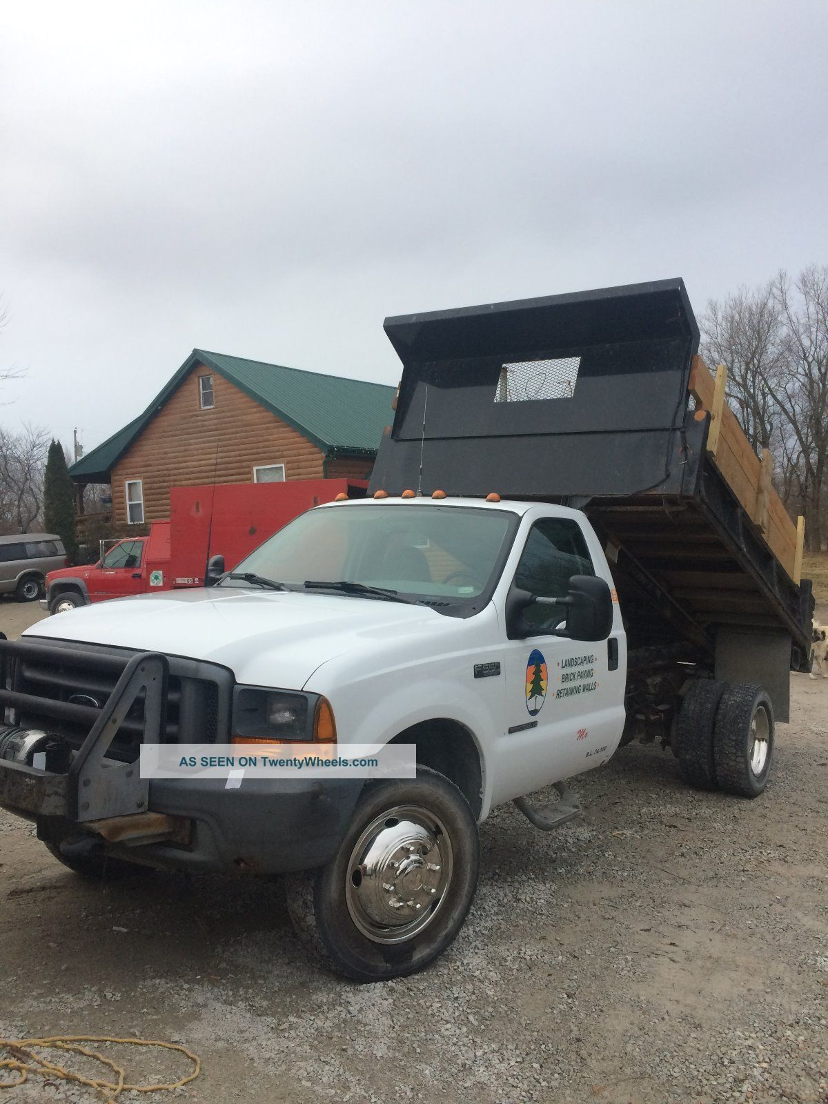 1999 Ford 550 Dump Trucks photo
