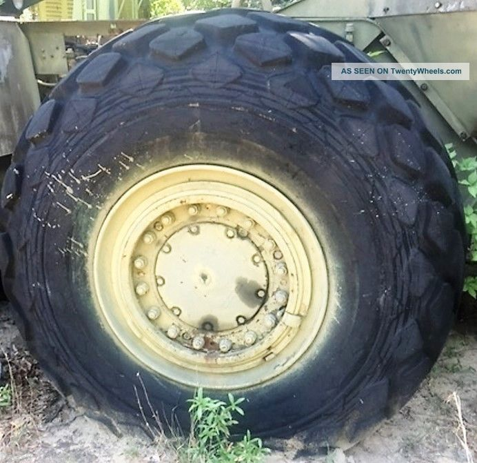 26.  5 - 25 Goodyear All Weather Tire 26 Ply 1 8/32