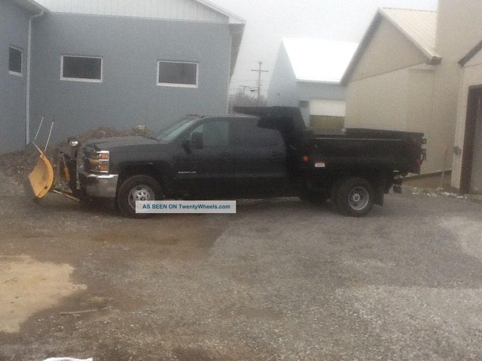 2015 Chevrolet 3500 Dump Trucks photo