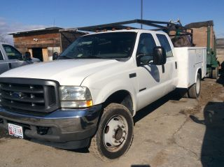2002 Ford F 450 photo