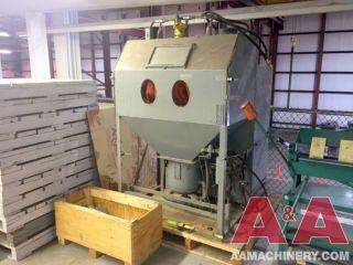 Kelco Pressure Blast Cabinet 24283 photo