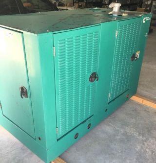 Cummins Power Generator Propane 40 Kw Prime 47 Kw Standby 1800 Rpm Ggfe - 5761744 photo