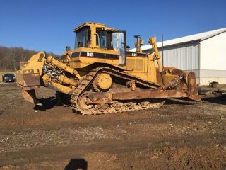D8r Caterpillar 1997 photo