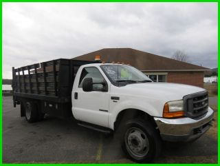 2001 Ford F - 550 Xl Duty 7.  3 Liter Diesel photo
