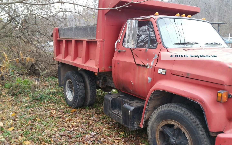 1986 Chevrolet C60 Dump Trucks photo