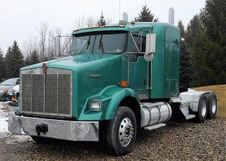 Kenworth T800 2006 Sleeper Cab / Heavy Spec Truck / Michigan Special photo