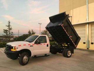 2001 Ford F450 photo