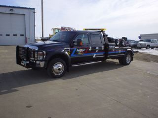 2008 Ford F - 450 photo