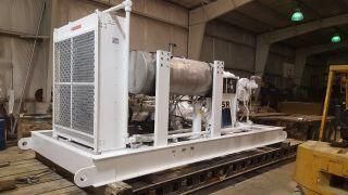 Ingersoll Rand Ssr1500l Diesel Air Compressor photo