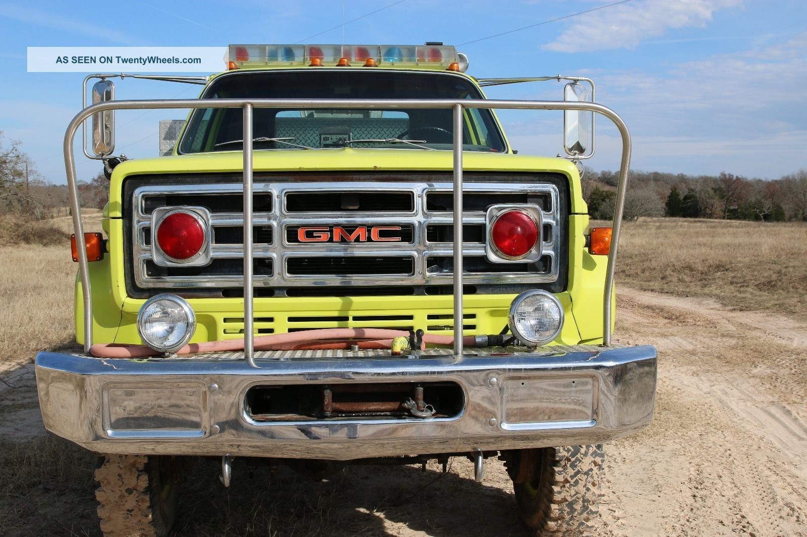 1981 Gmc 7000 Emergency & Fire Trucks photo