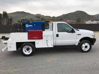 2002 Ford F450 photo