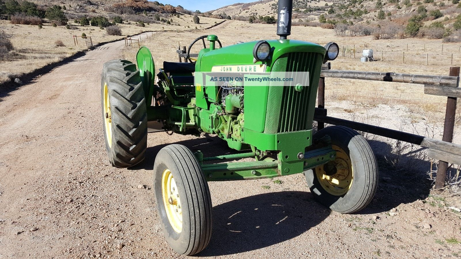 John Deere 1010 Turf Special : Old john deere tractors related keywords