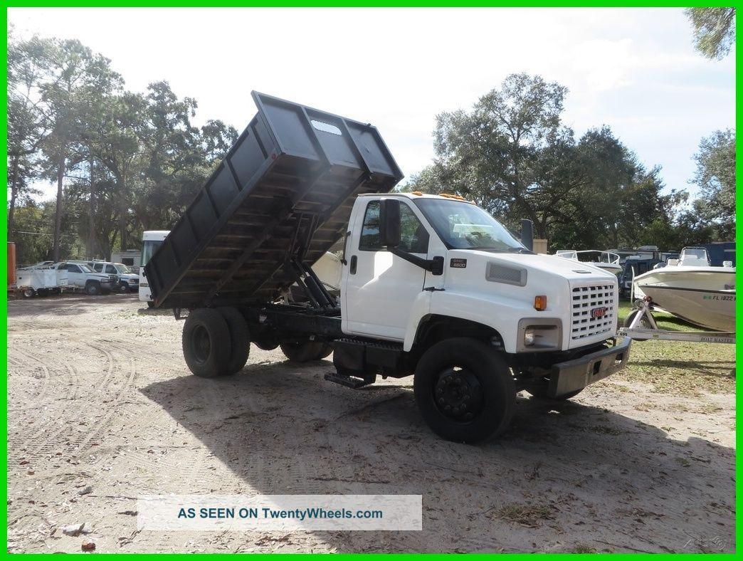 2006 Gmc C6500 Dump Truck Dump Trucks photo