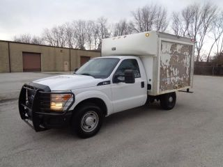 2011 Ford Duty F - 350 Srw Xl photo