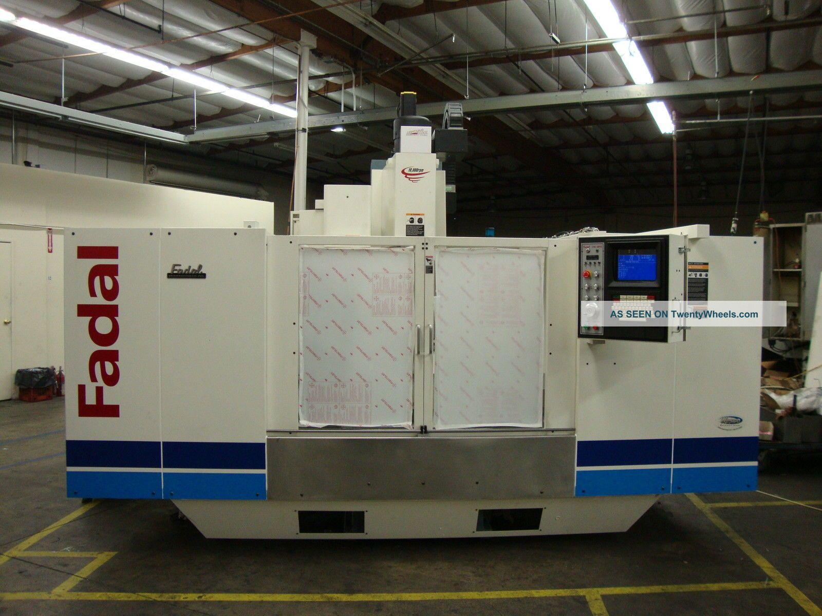 Fadal Reman Vmc 6030 - Legacy Control,  60 X 30 X 30
