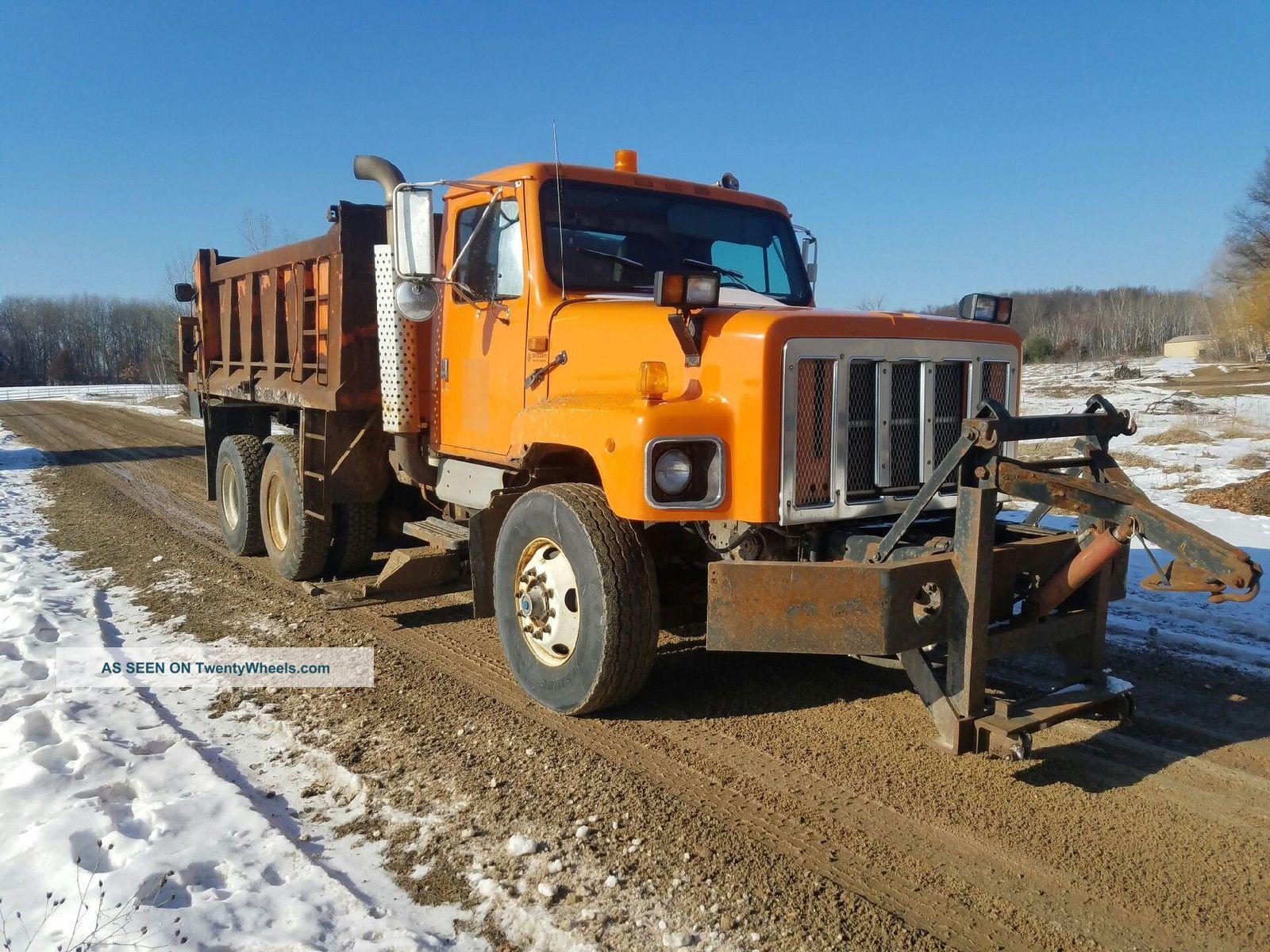 2003 International Other Heavy Duty Trucks photo