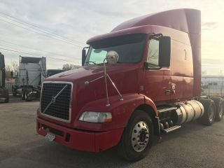 2012 Volvo Vnm630 photo