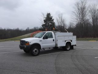 2000 Ford F450 Xl Duty - Triton V10 photo