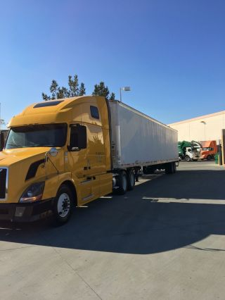 2011 Volvo Vnl670 photo