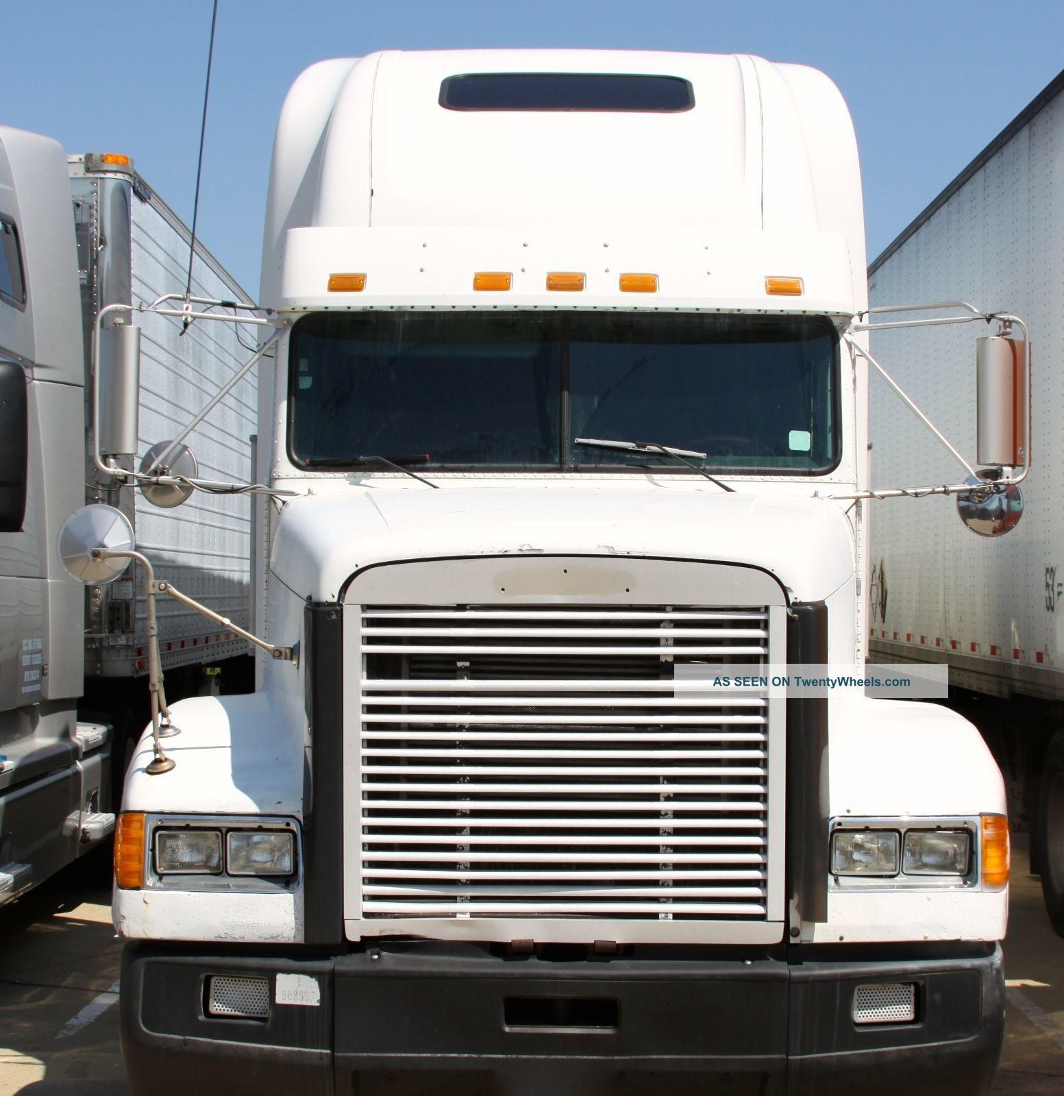 2000 Freightliner Fld120 Sleeper Semi Trucks photo