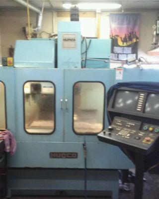 Hurco Vertical Milling Machining Center Bmc - 20 Sn Bj - 9002050 - A photo