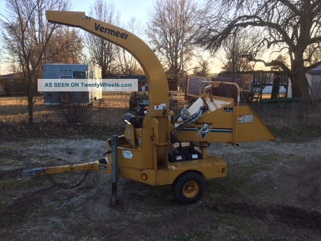 Vermeer Bc625a Wood Chippers & Stump Grinders photo