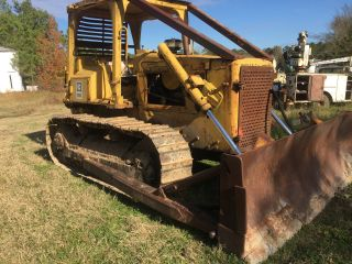 D5b Caterpillar Dozer photo
