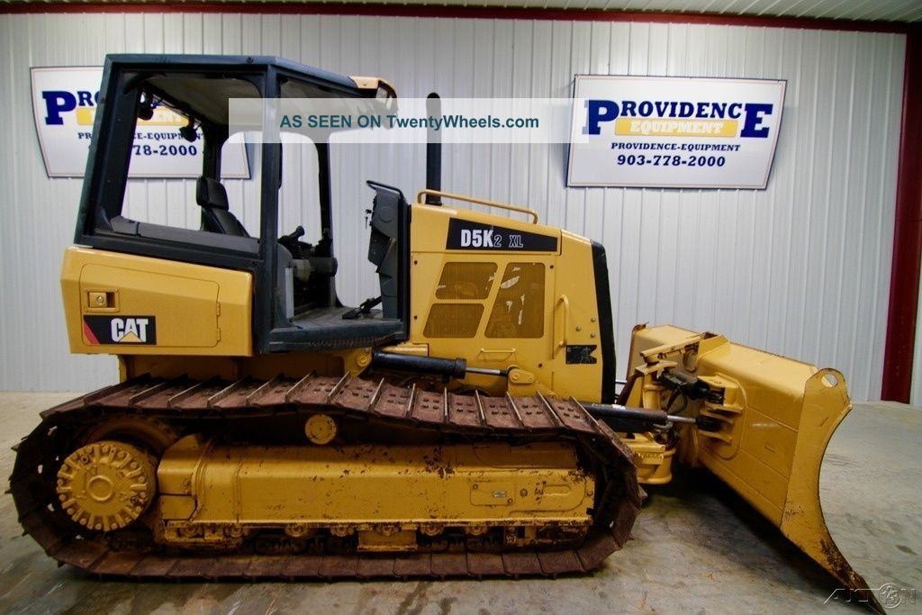 2012 Caterpillar D5k2 Xl Dozer,  System One Undercarriage,  Heater,  1510 Hrs Crawler Dozers & Loaders photo
