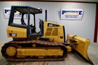 2012 Caterpillar D5k2 Xl Dozer,  System One Undercarriage,  Heater,  1510 Hrs photo