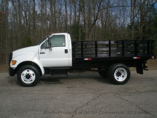 2004 Ford F650 Just 13k Miles Stake Non Cdl One Owner Amazing Condition photo