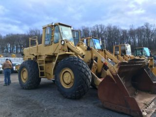 1987 Fr20 Wheel Loader photo