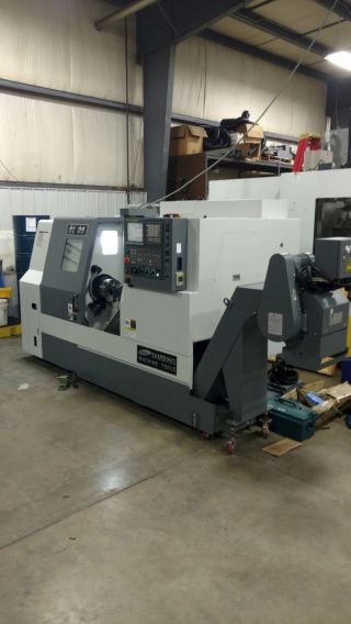 Samsung Sl - 25 500 Cnc Live Tool Turning Center Lathe Fanuc Box Way 10