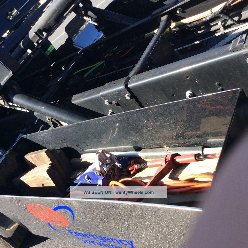 2015 Ford F650 Flatbeds & Rollbacks photo 5 #916B3A