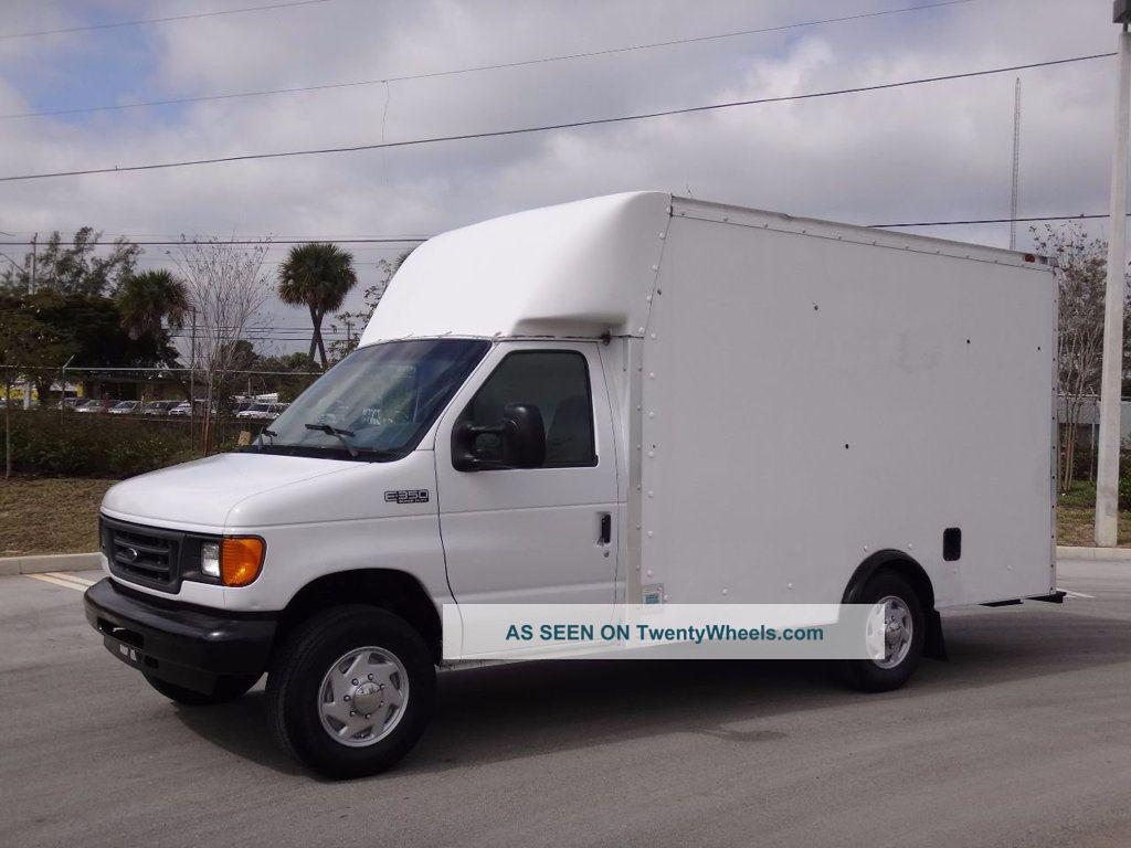 E350 Ford Box Truck.html | Autos Post