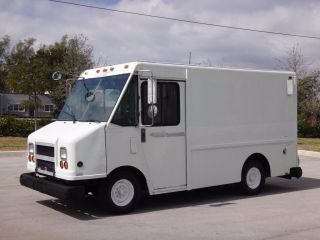 1997 Gmc P3500 Forward Control Chassis Step Van photo